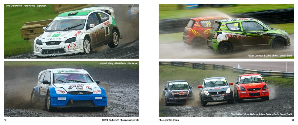 British Rallycross Championship - 2014 Review Book