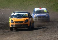 British Rallycross Championship 2014 - Round 1
