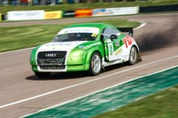 British Rallycross Championship Round 1 - day 2 30th March