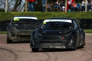 British Rallycross Championship 2014 Round 1