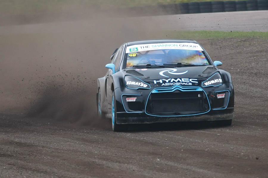 British Rallycross Championship Round 2