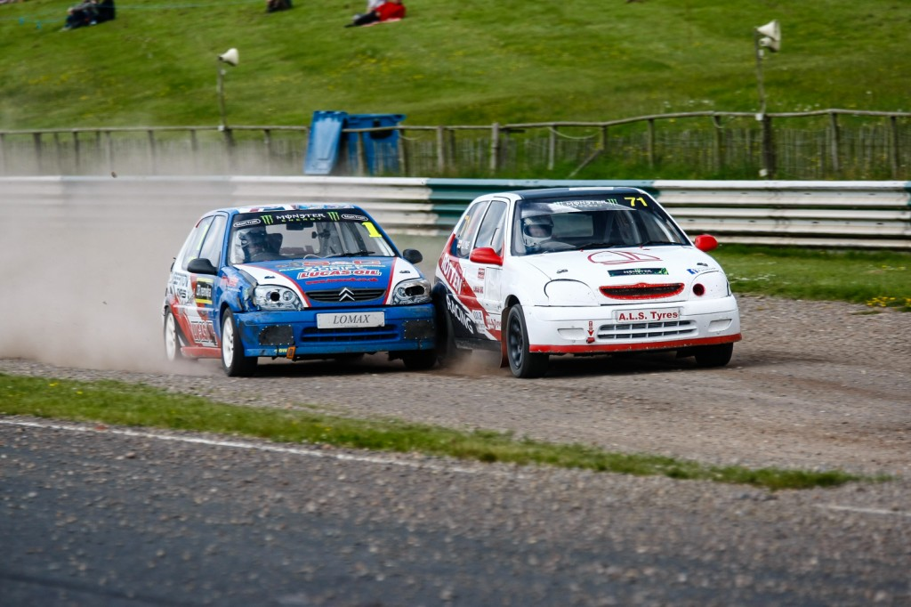 British Rallycross Picture Galleries