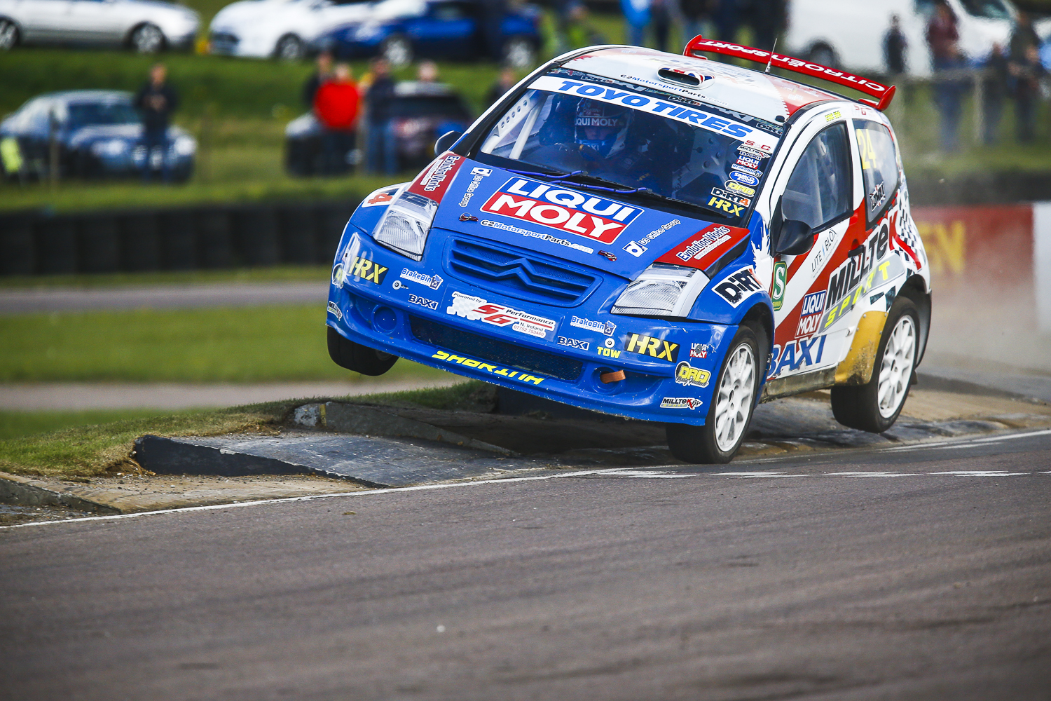 MSA British Rallycross Championship 2017 Review
