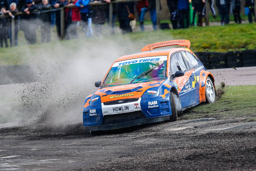 Rallycross on Easter Monday