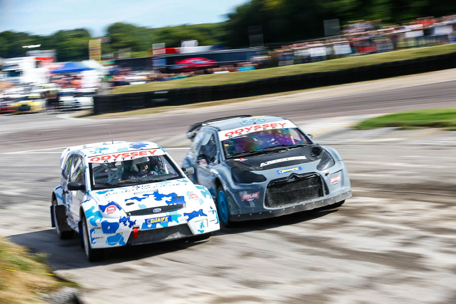 MSA British Rallycross Championship Round 6 2016. Lydden Hill Circuit (c) MATT BRISTOW | Rubber Duck Does Automotive Photography