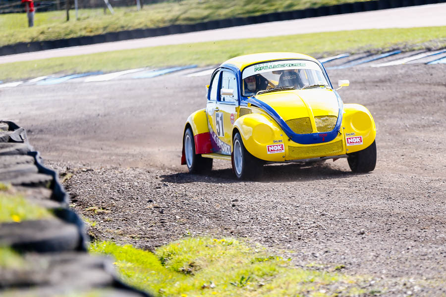 British Rallycross 2021