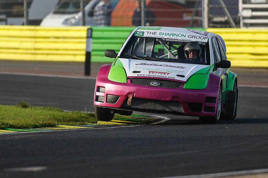 MSA British Rallycross Round 8, Croft Circuit. 10th October 2015 (c) MATT BRISTOW | Rubber Duck Does Automotive Photography