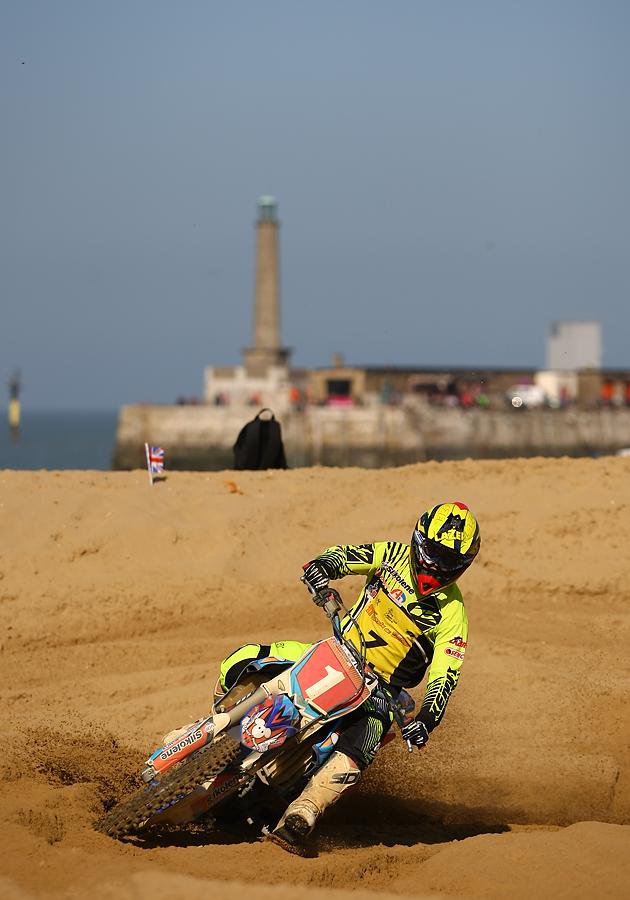 French rider - Arnaud Degousee