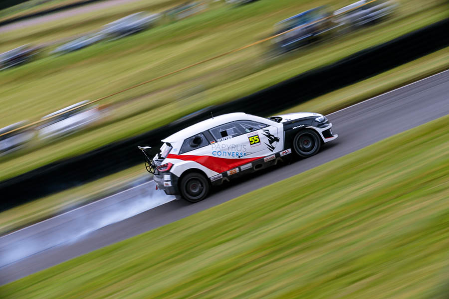 TitansRX - European Rallycross Returns to Lydden Hill