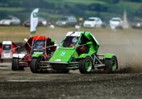 British Rallycross Championship Round 4 - July 27th  2014